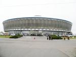 Pavilionul central al Complexului expozițional Romexpo, București (1959-1964)
