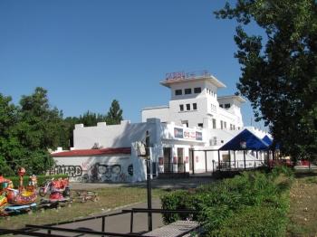 Casinoul Eforie Sud, Eforie Sud (1931-1933)
