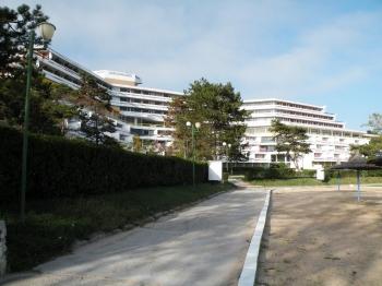 Ansamblul hotelier Amfiteatru, Panoramic, Belvedere, Mangalia, stațiunea Olimp (1971-1972)