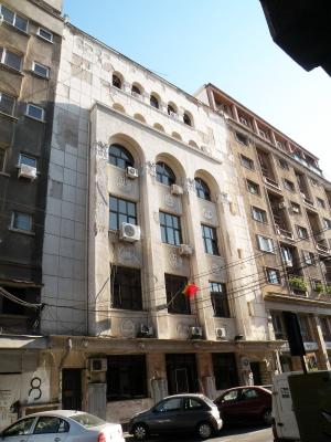 Imobil de birouri Administraţia Naţională Apele  Române, Bucureşti (1935)