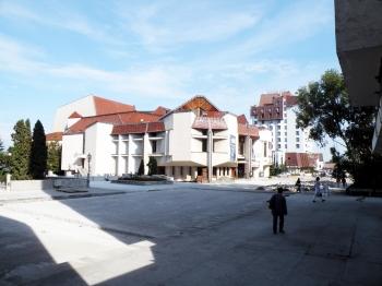 Teatrul Național, Târgu Mureș (1973)