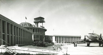 Aeroportul Aurel Vlaicu, Bucureşti-Băneasa (1948-1952)